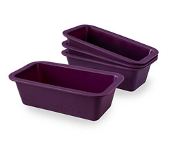 Mini Loaf Pans (Set of 4)
