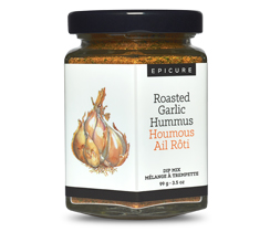 Roasted Garlic Hummus Dip Mix