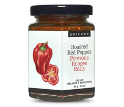 Roasted Red Pepper Dip Mix