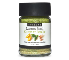 Lemon Basil Aioli Mix
