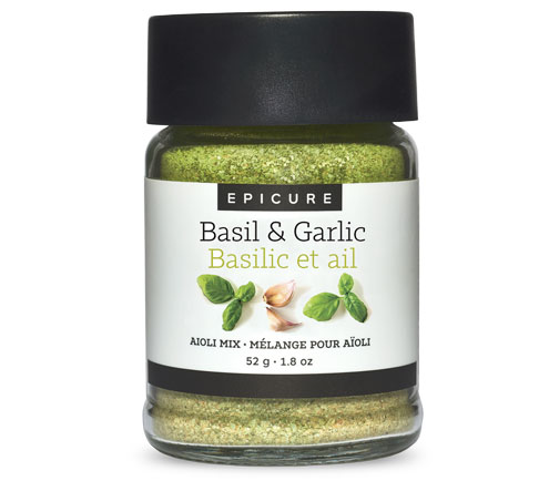 Basil & Garlic Aioli Mix