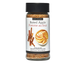 Baked Apple Sweet Dip Mix