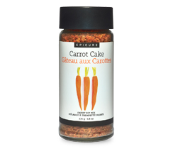 Carrot Cake Sweet Dip Mix