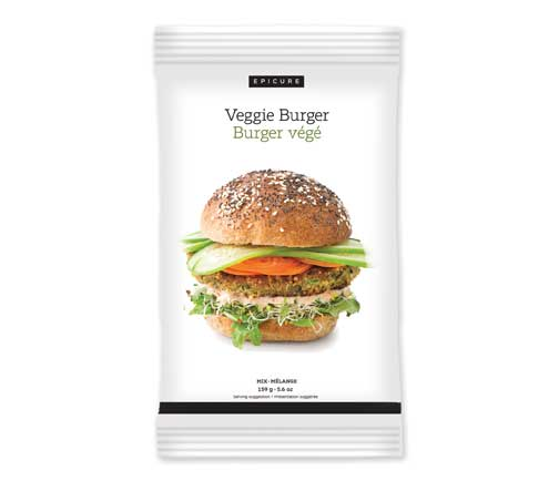 Veggie Burger Mix (Pkg of 2)