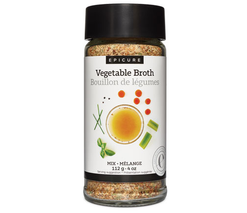 Vegetable Broth Mix