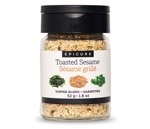 Toasted Sesame Topper Blend