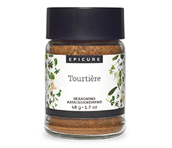 Tourtière Seasoning