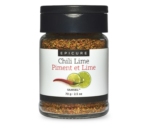 Sansel Piment et Lime