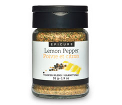Lemon Pepper Topper Blend