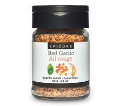 Red Garlic Topper Blend