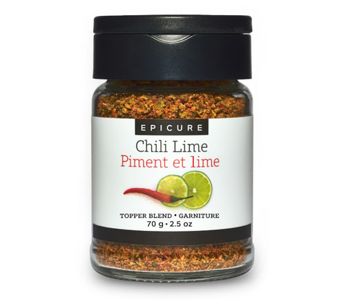 Chili Lime Topper Blend