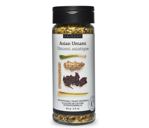 Asian Umami Nutritional Yeast Sprinkle