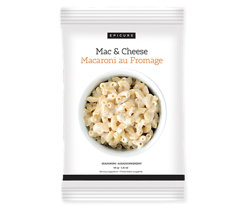 Ass. Macaroni au Fromage (lot de 3)