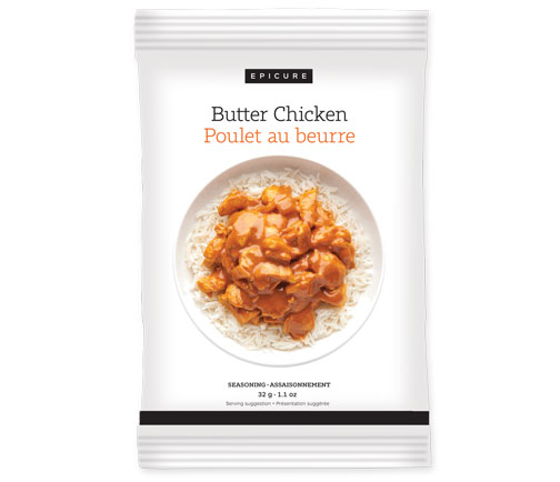 Butter Chicken Seasoning (Pkg of 3)