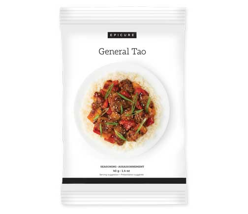 General Tao Seasoning (pkg of 3)