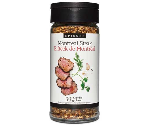 Montreal Steak Rub