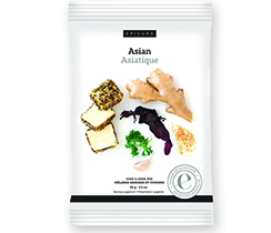 Asian Coat & Cook Mix (Pkg of 3)