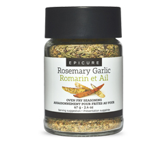 Rosemary Garlic Oven Fries Seasoning