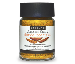 Coconut Curry Oven Fry Seasoning