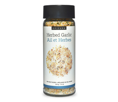 Herbed Garlic Sea Salt (Refill)