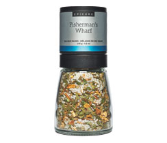 Fisherman's Wharf Sea Salt Blend Grinder