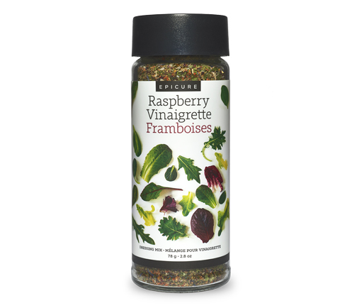 Raspberry Vinaigrette Dressing Mix