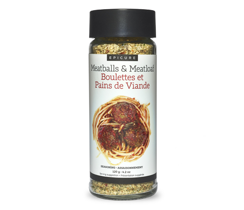 Meatballs & Meatloaf Seasoning