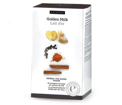 Golden Milk Herbal Tea Blend
