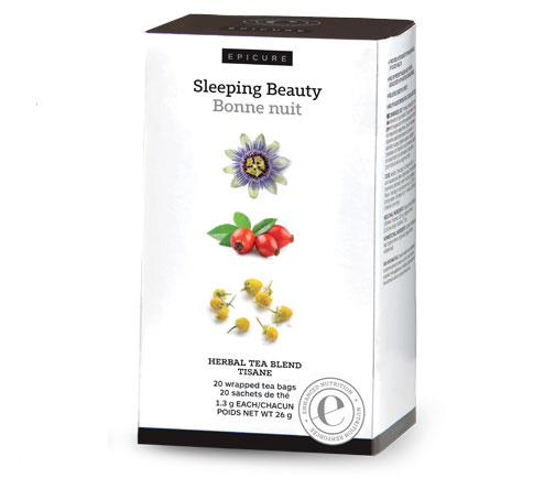 Sleeping Beauty Herbal Tea Blend