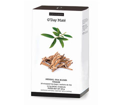 Tisane G'day maté