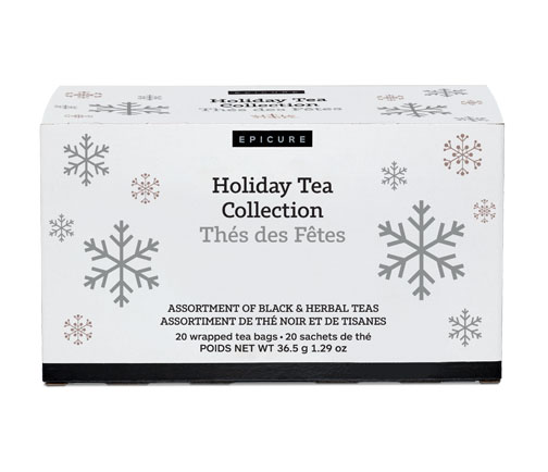 Holiday Tea Collection