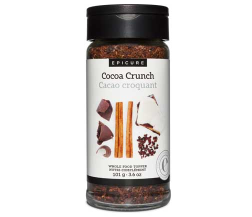 Cocoa Crunch Whole Food Topper