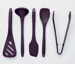 5 pc Professional Utensil Set