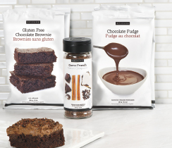 Triple Chocolate Brownie Collection