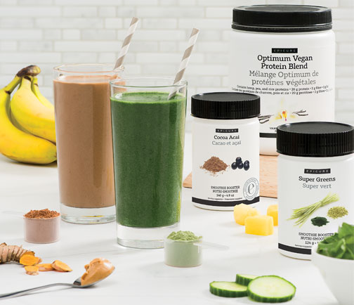 Superfood Smoothie Booster Collection