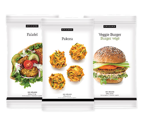 Vegan Faves  Variety Pack