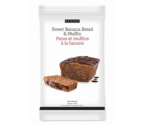 Sweet Banana Bread and Muffin Mix (2pk)