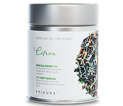 Citron Green Tea