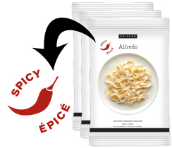 Spicy Alfredo Sauce Mix (pkg of 3)
