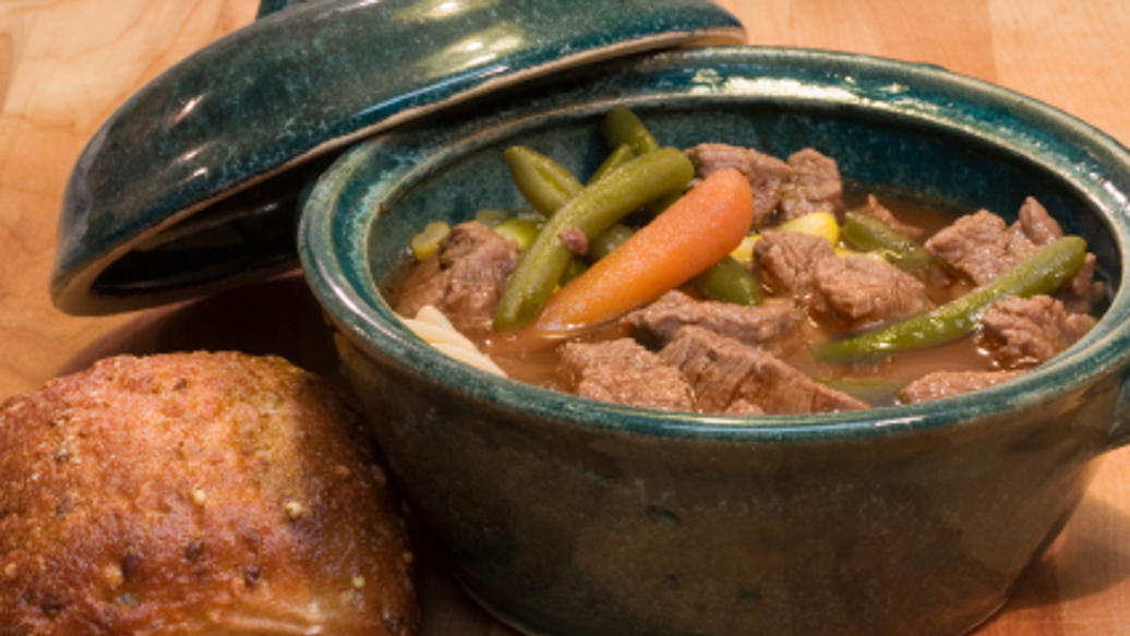 Irish Beef and Barley Stew