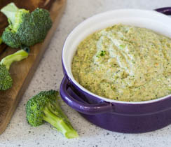 Hot Broccoli Cheddar Dip