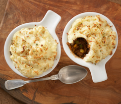 Marinara Shepherd's Pie