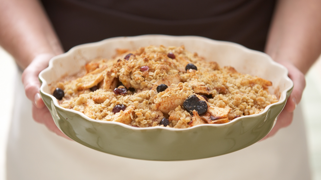 Warm Apple Crisp
