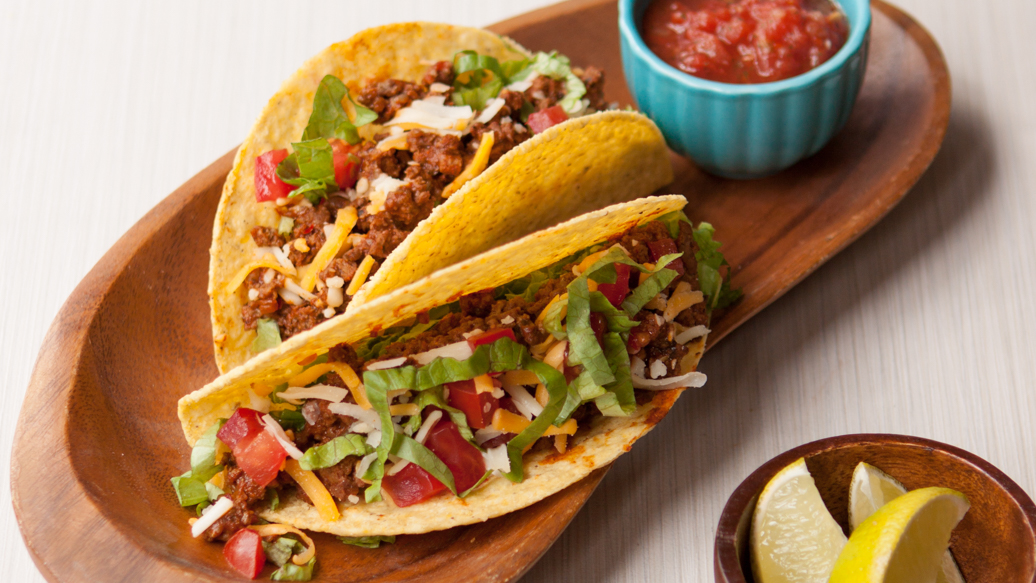 Tacos tex mex for Assaisonnement tacos maison