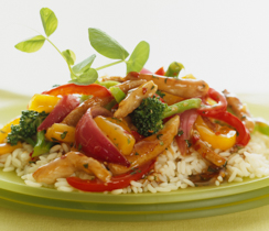 Quick Teriyaki Stir-Fry