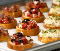 California Crostini