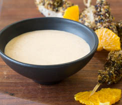 Spicy Orange Dipping Sauce