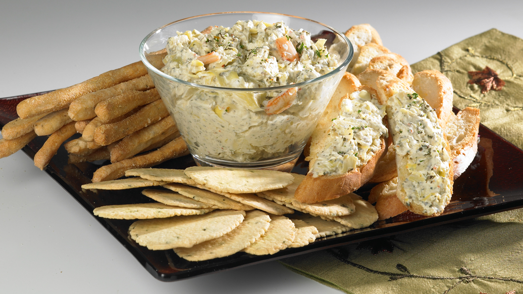 Hot Crab and Artichoke Dip