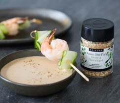 Sesame Orange Dipping Sauce