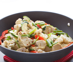 Curried Thai Chicken